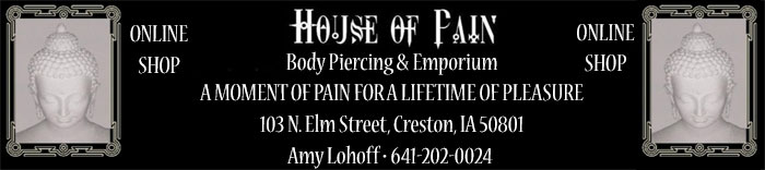 banner House of pain