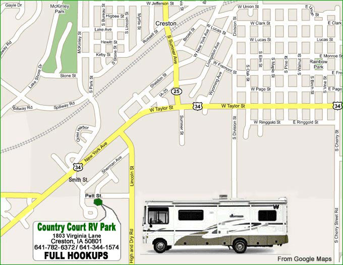 Country Court RV Park